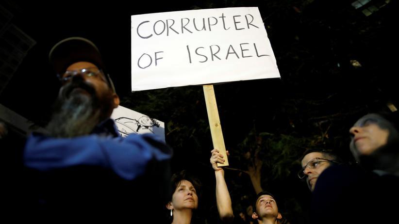 Israel: Weitere Demonstrationen gegen Netanjahu