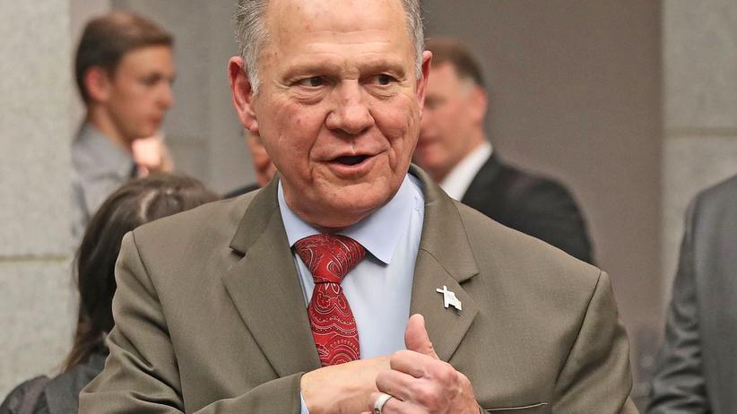 Alabama: Unterlegener Republikaner Moore ficht Wahlergebnis an