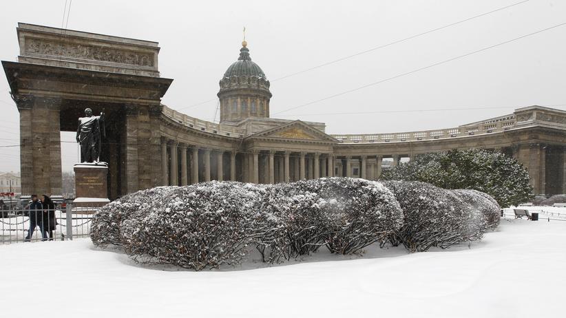 St. Petersburg: Russland soll dank CIA Anschlag vereitelt haben