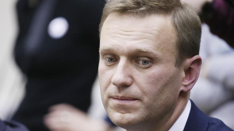 Russland: EU kritisiert Ausschluss von Nawalny