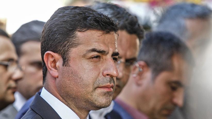 Türkei: Der tiefe Sturz des Selahattin Demirtaş