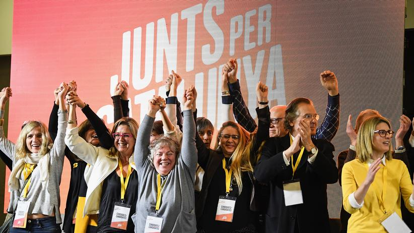 Katalonien: Separatisten verteidigen Mehrheit im Parlament