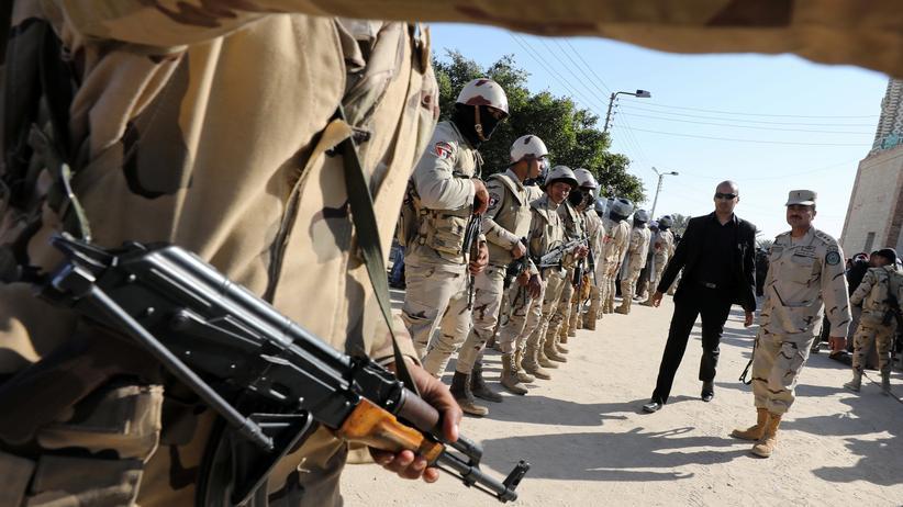 """Ägypten: """"Die Regierung hat nur eine Strategie: größtmögliche Gewalt"""""""