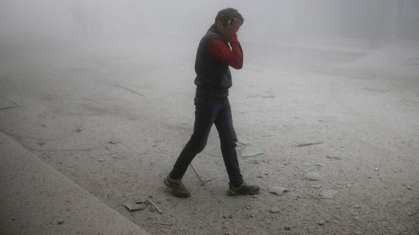 Syrien: EU hält Syrien-Krieg für nicht beendet