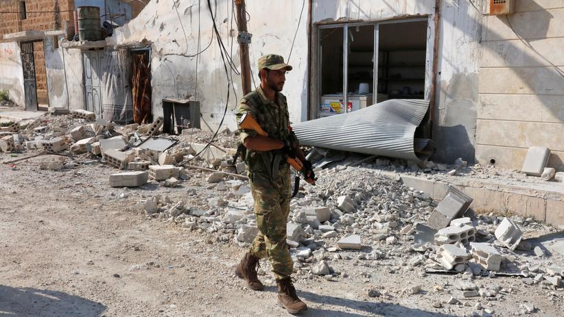 Sotschi: Syrische Rebellen lehnen russische Friedensverhandlungen ab