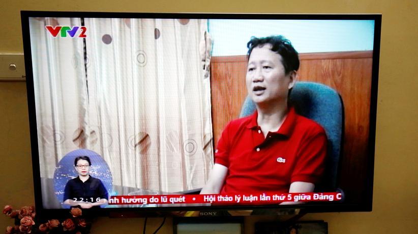 Trinh Xuan Thanh: Aus Berlin verschleppter Vietnamese wegen Korruption angeklagt