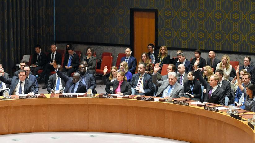 UN-Sanktionen eine