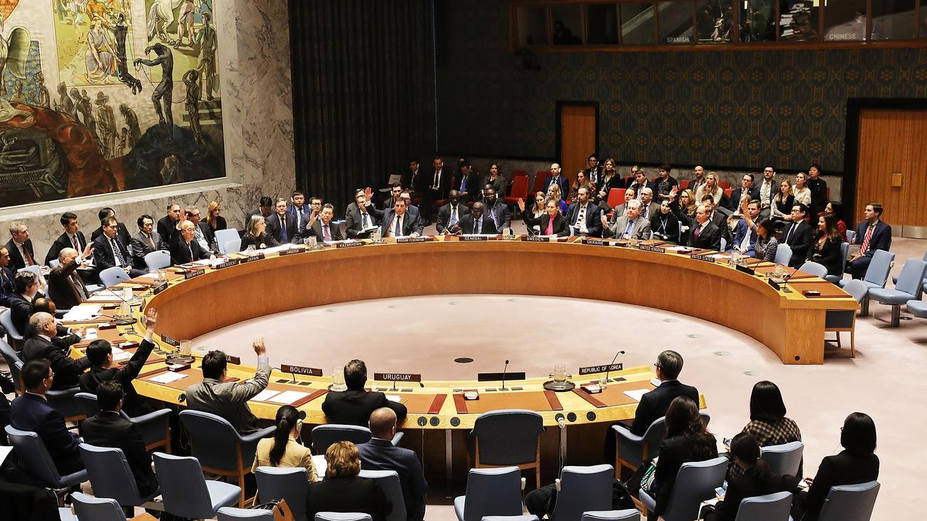 Vereinte Nationen: Sicherheitsrat verschärft Sanktionen gegen Nordkorea