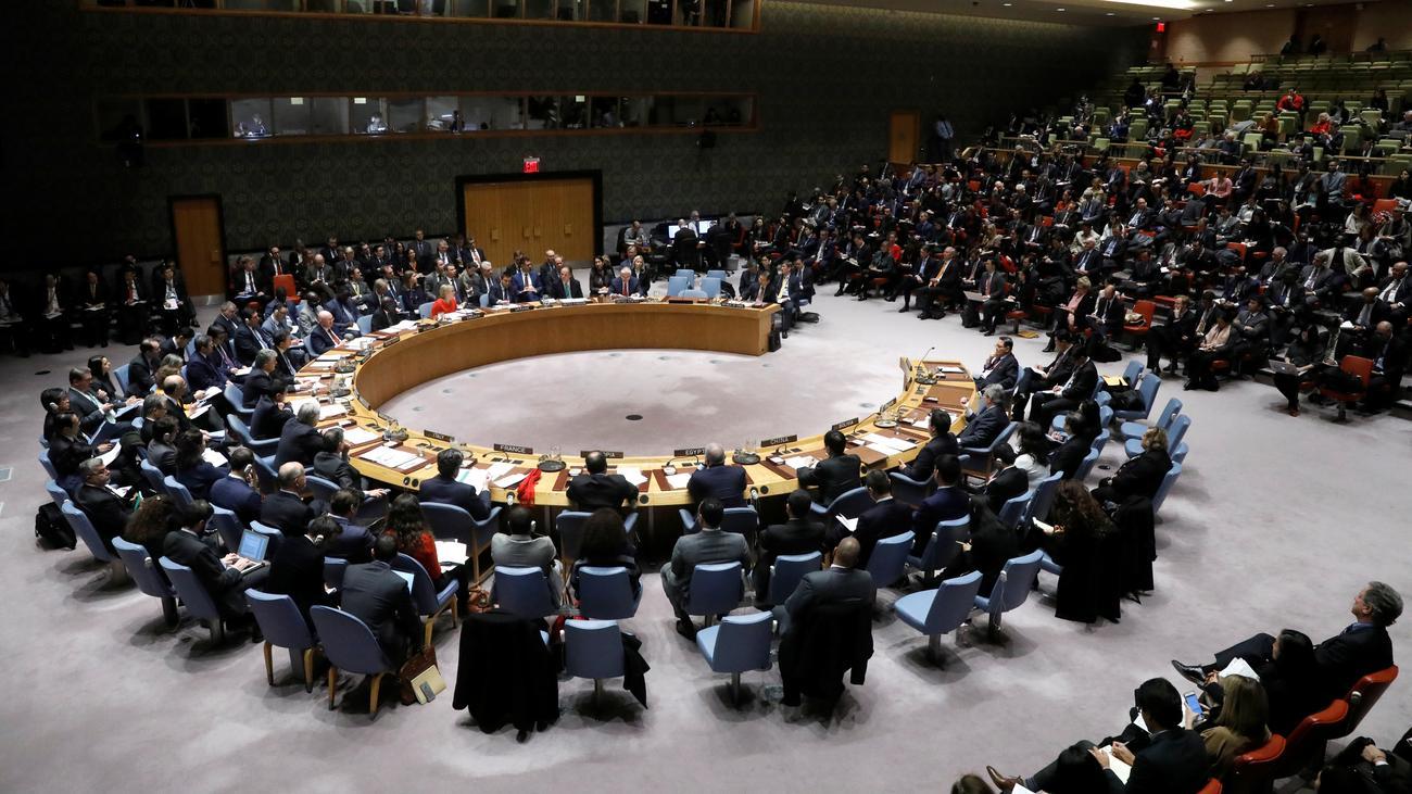 Jerusalem-Streit: UN-Sicherheitsrat erwägt Resolution gegen Trump
