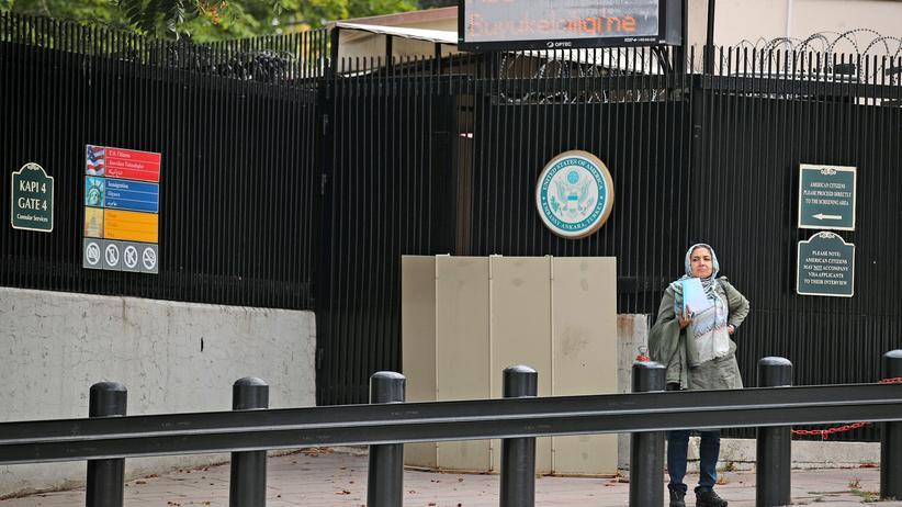 US-Konsulate Visa Türkei