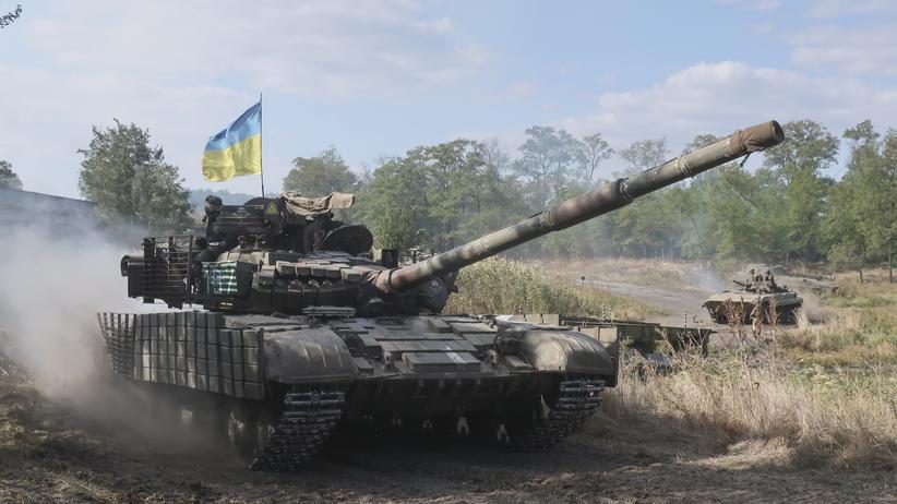 Ukraine-Konflikt: Russland empört sich über geplante US-Waffenlieferung