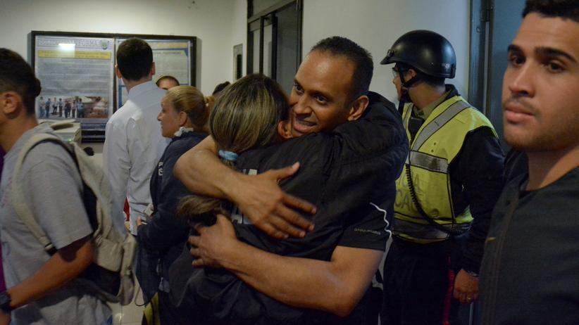 Venezuela: Dutzende Oppositionelle aus der Haft entlassen