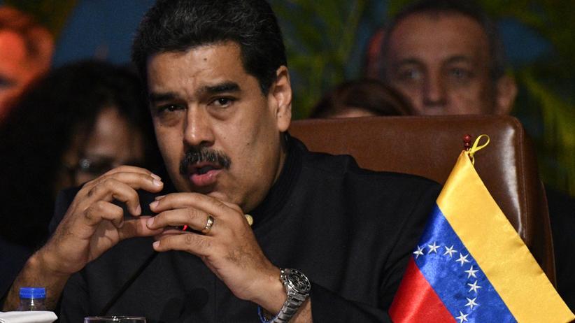 Venezuela: Maduro schließt Parteien von Präsidentenwahl aus