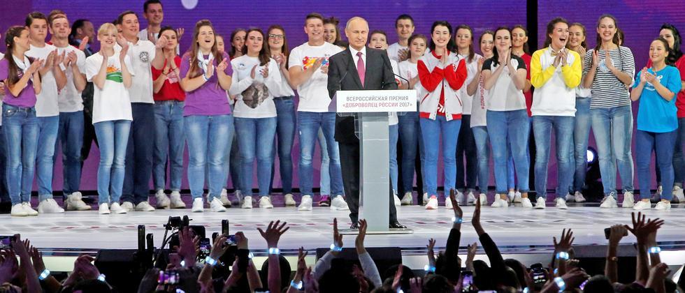 Wladimir Putin Kandidatur