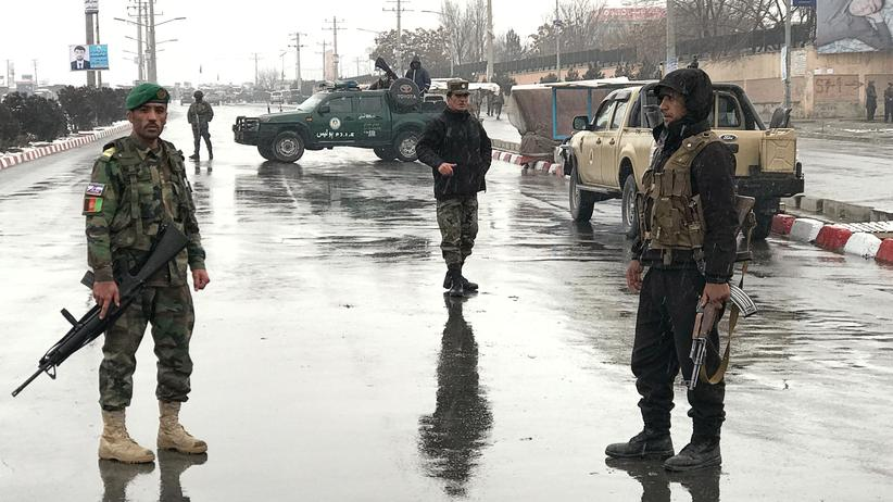 Afghanistan: Mehrere Tote bei Angriff in Kabul