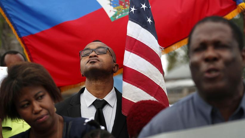 USA: Afrikanische Länder fordern Entschuldigung von Trump