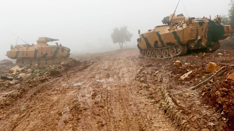 Syrien: Für die einen Todfeinde, für die anderen Verbündete