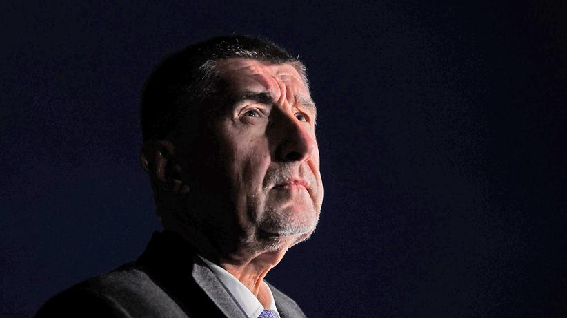 Tschechien: Der tschechische Ministerpräsident Andrej Babiš