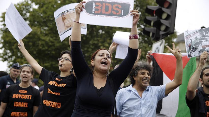 BDS-Kampagne: Israel verhängt Einreiseverbot für Boykott-Organisationen