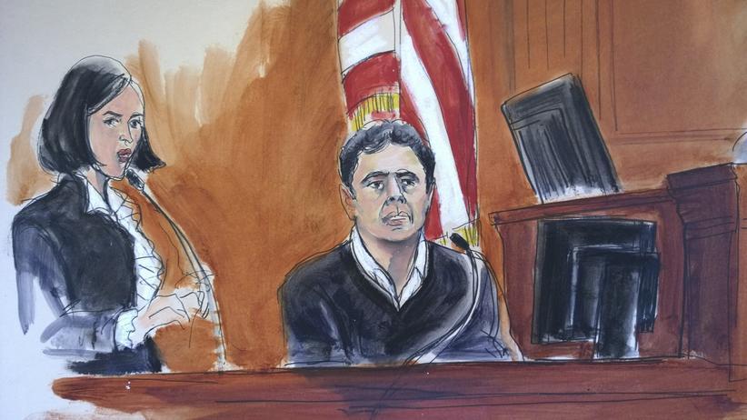 Nach Gerichtsurteil: Mehmet Hakan Atilla ist wegen Beihilfe zur Umgehung amerikanischer Iran-Sanktionen schuldig gesprochen worden.