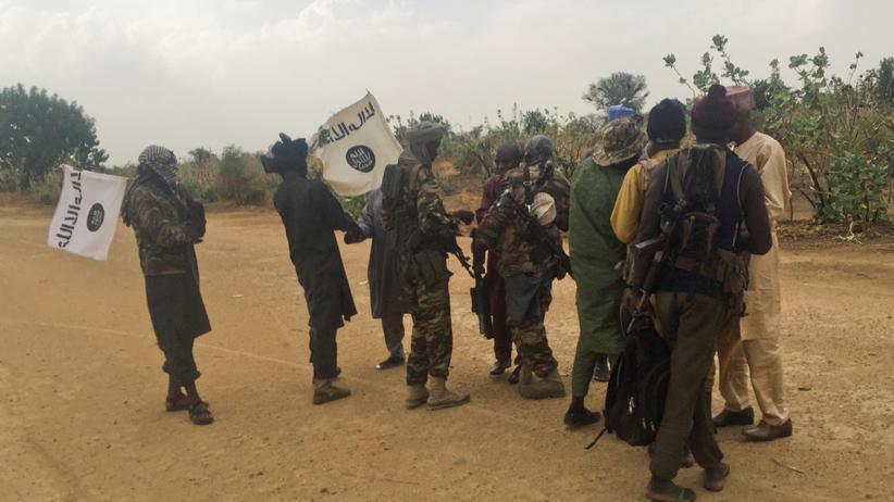 Boko Haram Islamisten Nigeria