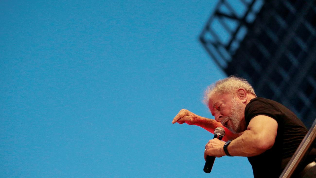 Brasilien: Lula will trotz Verurteilung zur Wahl antreten