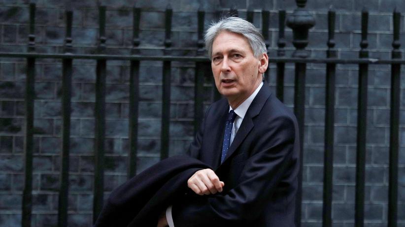 Brexit: Britischer Finanzminister wirft EU-Partnern Paranoia vor
