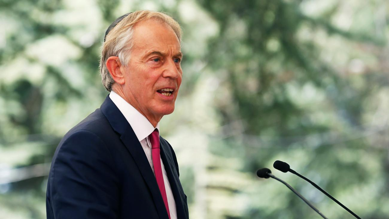 Populismus: Tony Blair warnt vor weiteren EU-Austritten