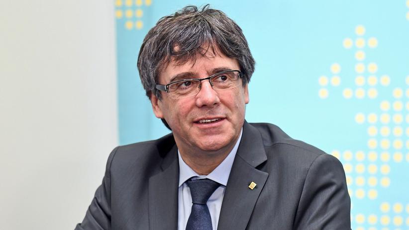 Katalonien: Der abgesetzte katalanische Regionalpräsident Carles Puigdemont
