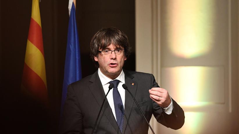 Katalonien: Puigdemont will von Belgien aus regieren