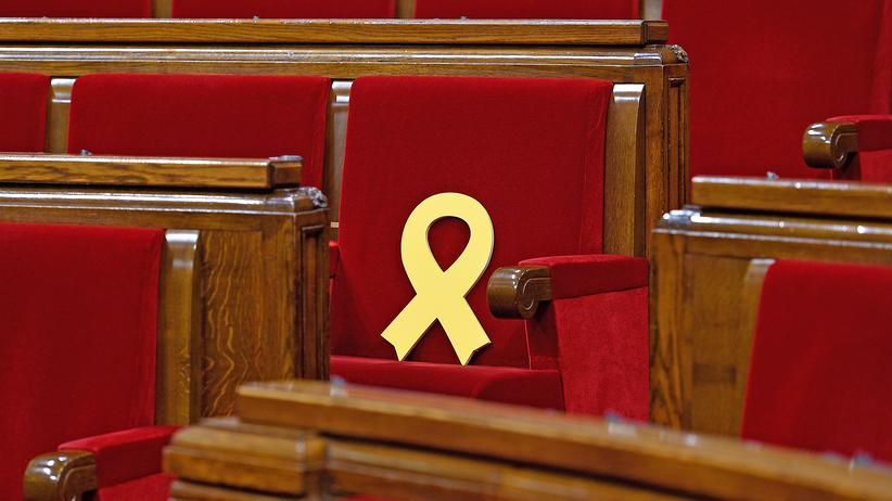 Carles Puigdemont: Unabhängigkeit via Skype?