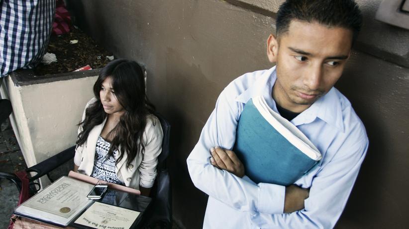 Daca-Programm: Junge Migranten können wieder Schutzstatus beantragen