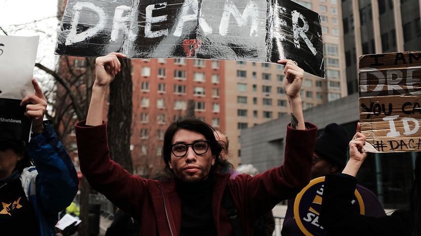 Einwanderungspolitik: Dreamers könnten US-Staatsbürgerschaft bekommen