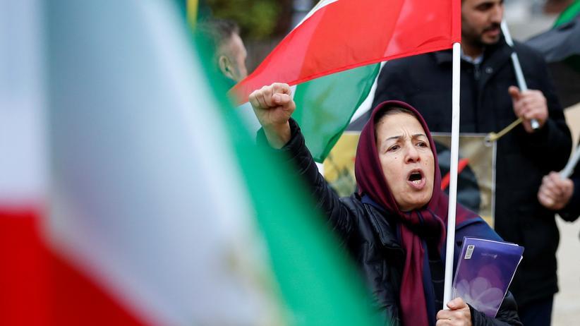 Brief an UN: Iran beschwert sich über Einmischung der USA