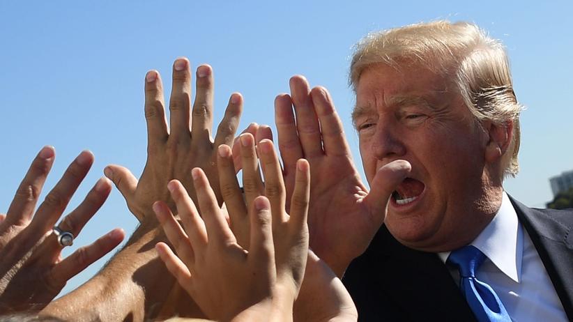 Donald Trump: So kann keine Demokratie überleben