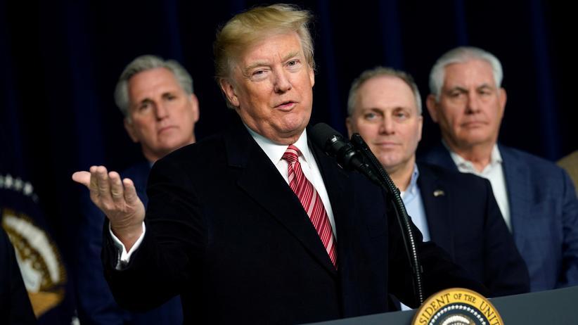 USA: Trump ist offen für Gespräche mit Nordkorea