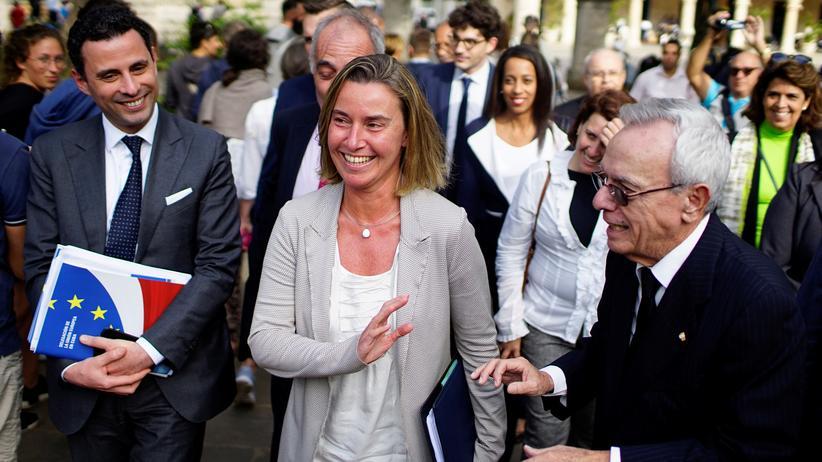 Kuba: Federica Mogherini zu Besuch in Kuba