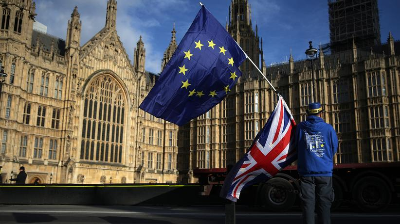 Egal wie es kommt - die britische Wirtschaft verliert