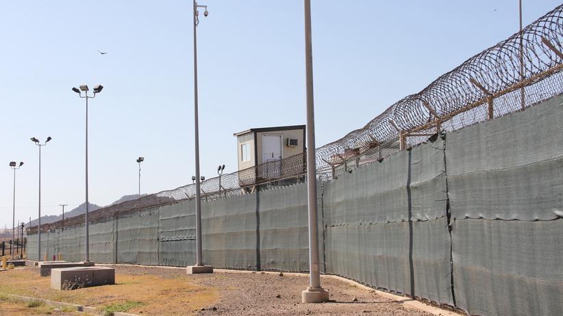Gefangenenlager Guantánamo: Symbol für Unrecht und Folter