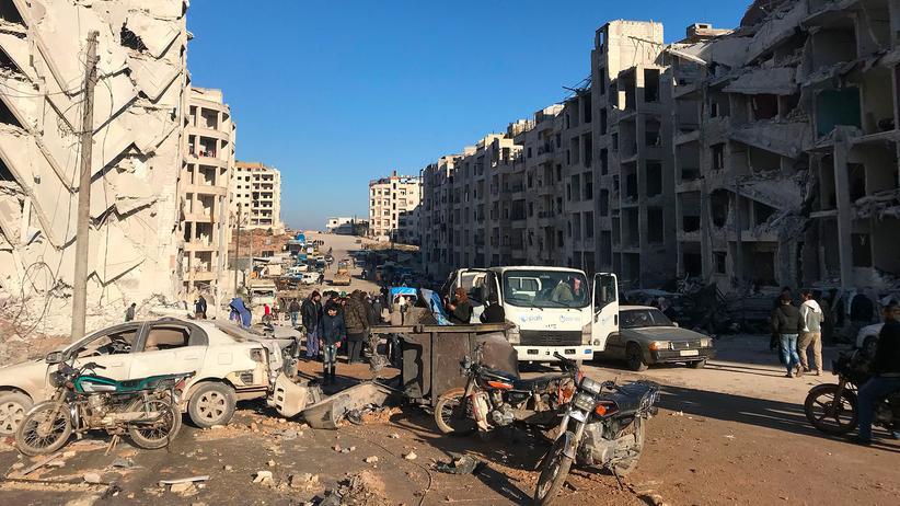 Syrien: Türkei mahnt Russland und Iran zur Deeskalation