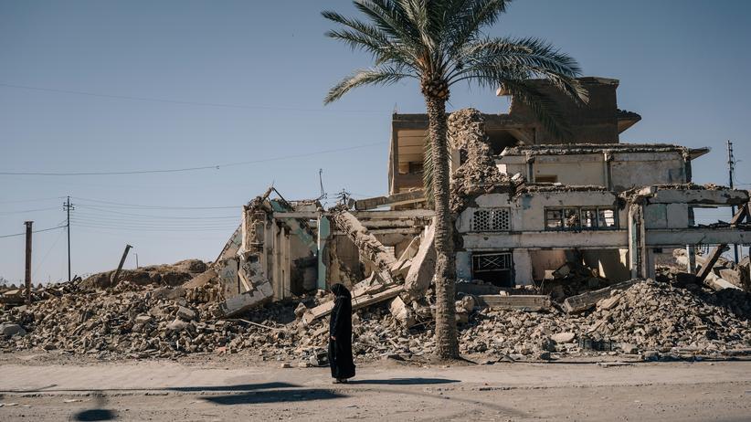 Irak: Wo ist Hassan?