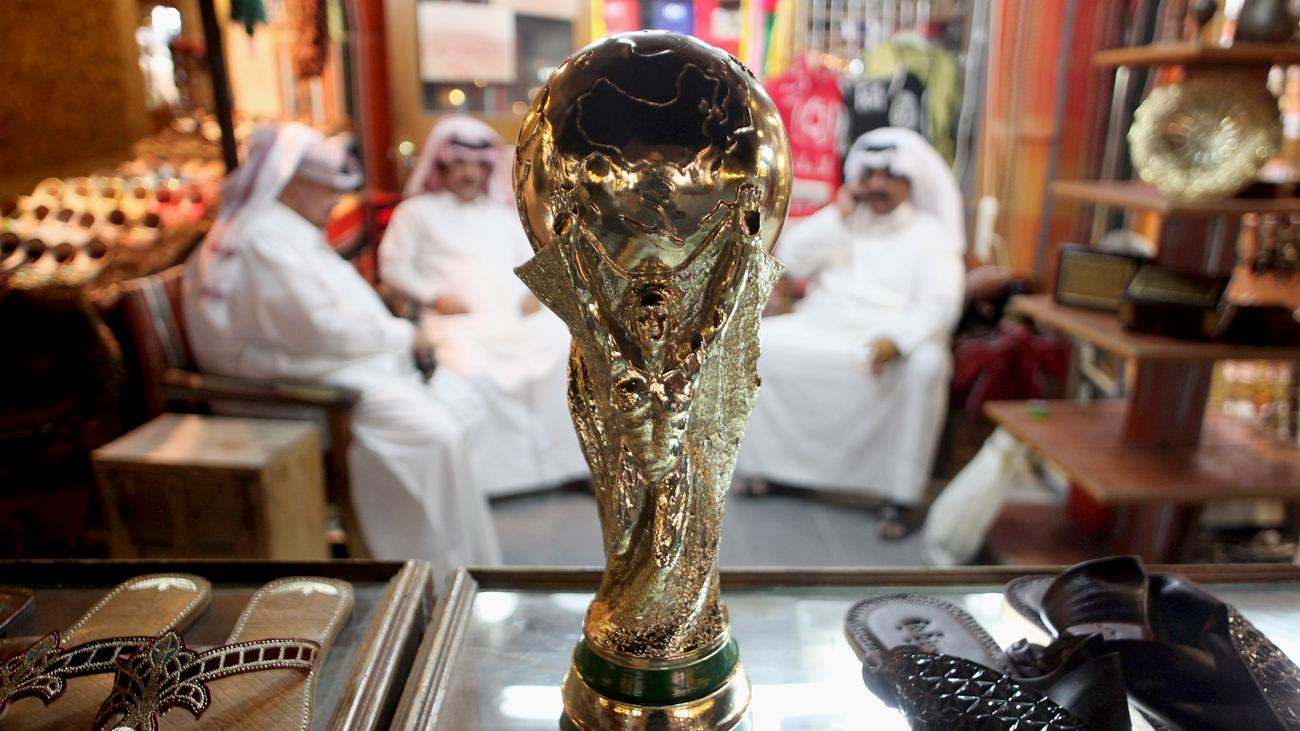Fußball-WM 2022: Iran will WM in Katar unterstützen