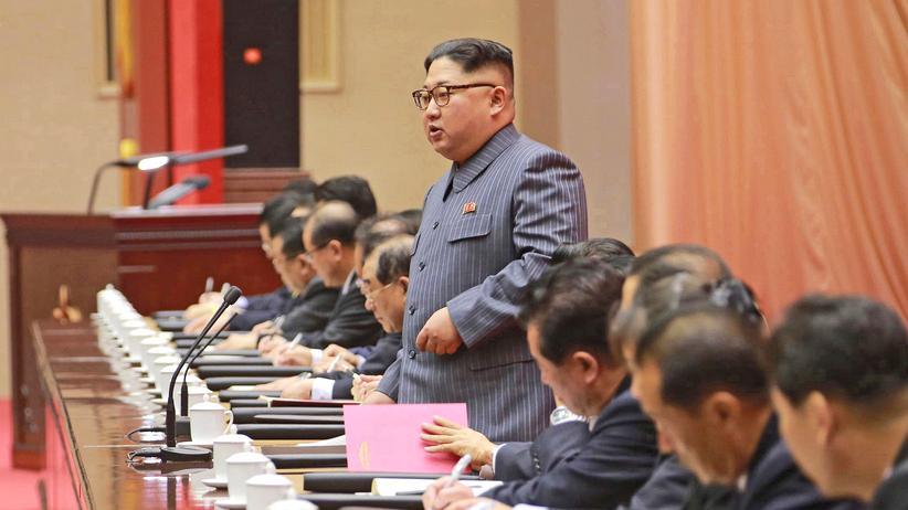 Nordkorea: Immerhin wird geredet
