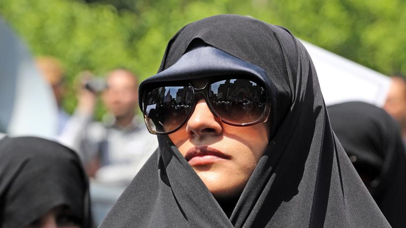 Kopftuch Iran