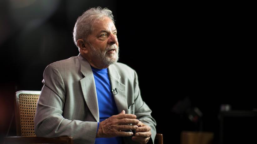 """Luiz Inácio Lula da Silva: """"Ich will, dass die sich eines Tages entschuldigen"""""""