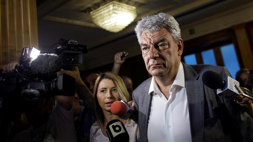 Mihai Tudose: Rumänischer Ministerpräsident tritt zurück
