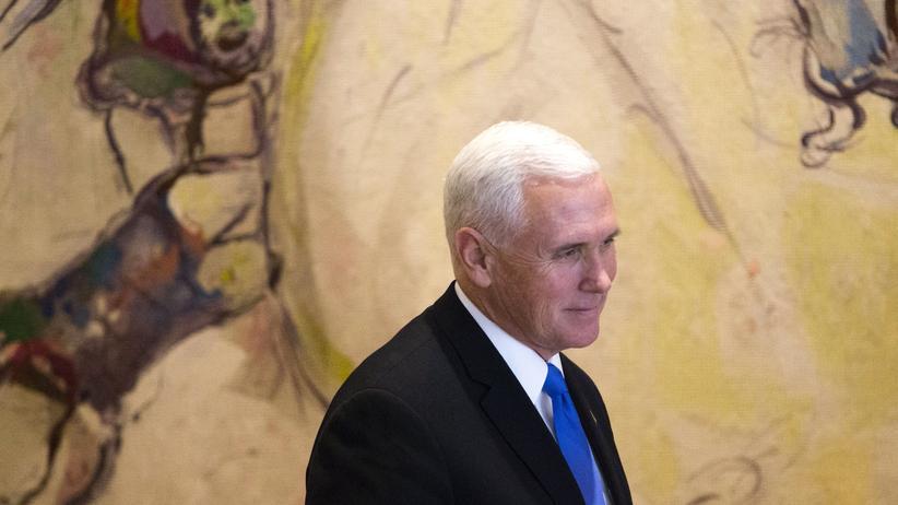 Jerusalem: Pence kündigt Umzug der US-Botschaft schon für 2019 an