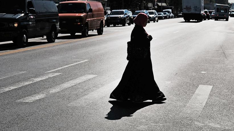 """Muslime in den USA: """"Ich weigere mich, dem Hass nachzugeben"""""""