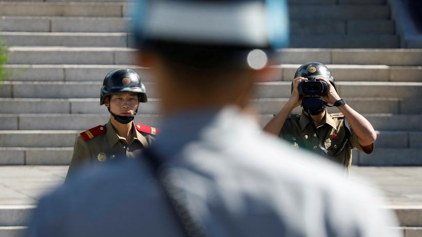Atomkonflikt: Nordkorea sagt Treffen mit Südkorea zu