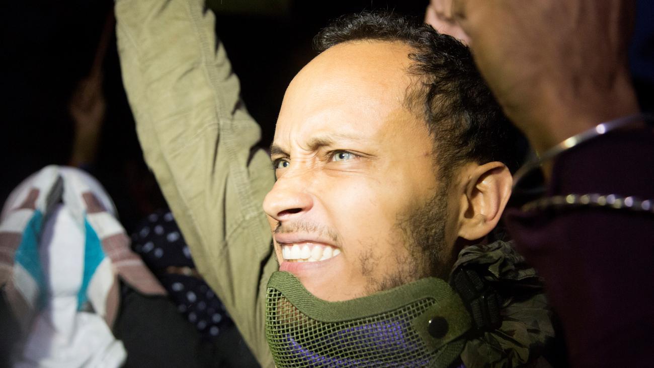 Oscar Pérez: Soldaten sperren Leichenhalle ab